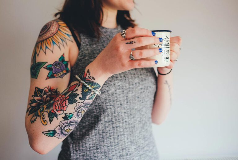5 Things You Need to Consider When Designing a Custom Tattoo