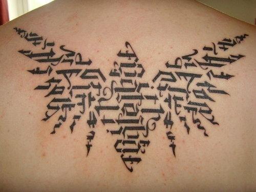 Top 4 Ambigram Generators For Your Tattoos