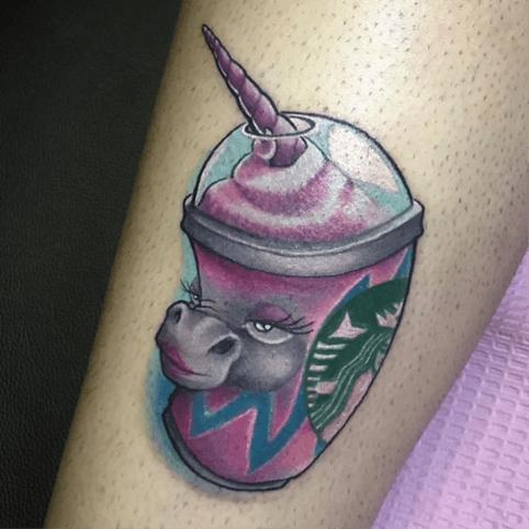 Top Amazing Starbucks Tattoos Collection